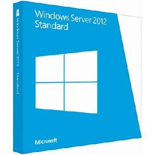 Für die Nachteulen: Microsoft Windows Server 2012 64 Bit Englisch OEM/DSP/SB 2 CPUs für 349€