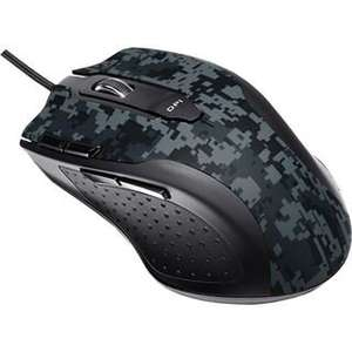 Nur noch vier Stunden: Asus Echelon Laser Gaming Mouse USB schwarz mit Muster für 39€