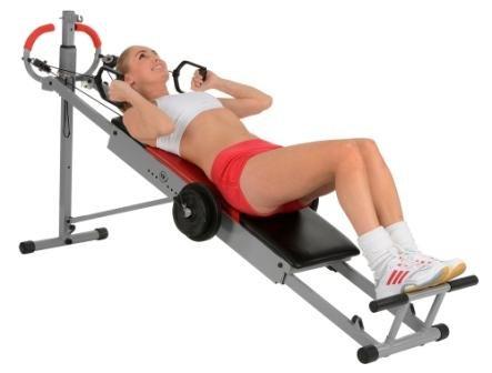 Christopeit Sport Total Exerciser TE 1 - Ganzkörpertrainer bei Plus online 89,95 - nur Heute