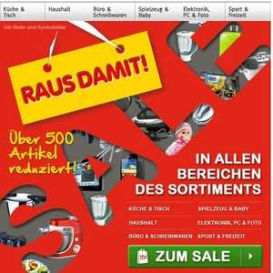 Interspar.at  - Raus damit Aktion - z. B Philips Rasierer HQ6926/16  - 20€  - Philips Senseo Cappuccino Select HD7853/60 für 74,50€  +Vsk 6,90€
