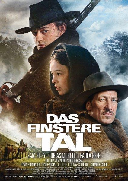 """Extrem günstig zu zweit ins Kino zu """"Das finstere Tal"""" am 11.02.2014 um 20:00 Uhr (Anmeldung ab 03.02.)"""