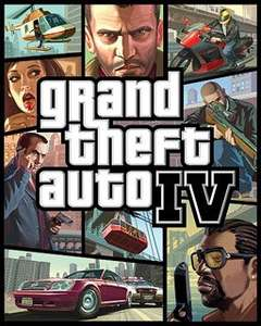 Grand Theft Auto IV PC Download 6,99€