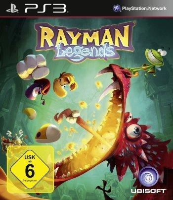 Rayman Legends für PS3
