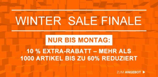 Winter Sale bei AYN - VSK frei ab 30€ - 5€ Gutschein ab 40€