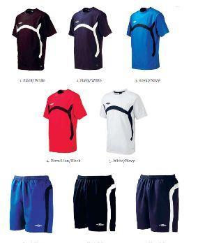 Umbro T-Shirts und Shorts wieder verfügbar diesmal für 6,99€ inkl. Versand bei ebay