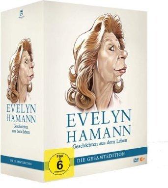 Evelyn Hamann: Geschichten aus dem Leben - Die Gesamtedition [14 DVDs] @ Amazon.de