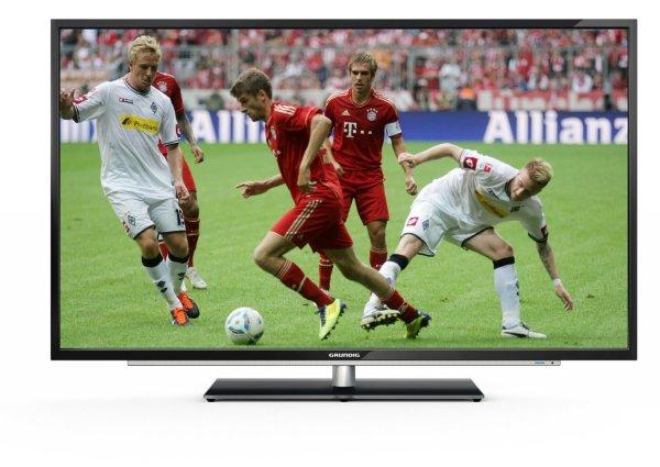 GRUNDIG 47VLE983BL 200Hz p.3D 47 Zoll Smart TV incl. 2 Brillen und Versand 490€ Media Markt online