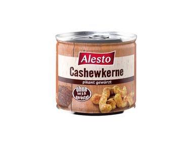 Nächste Woche: Alesto Cashewkerne für 1,49€ bei Lidl