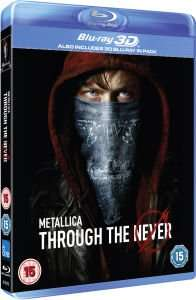 [Blu-ray/3D] Metallica: Through The Never 3D @ Zavvi