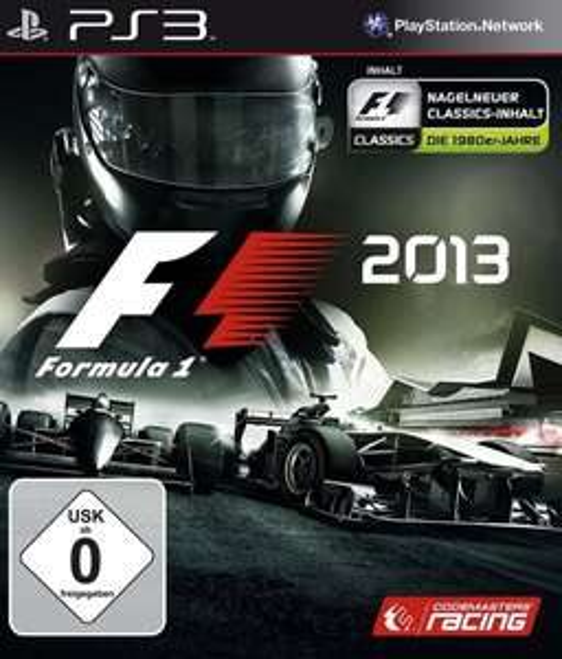 F1 Formula One 2013 [PS3]