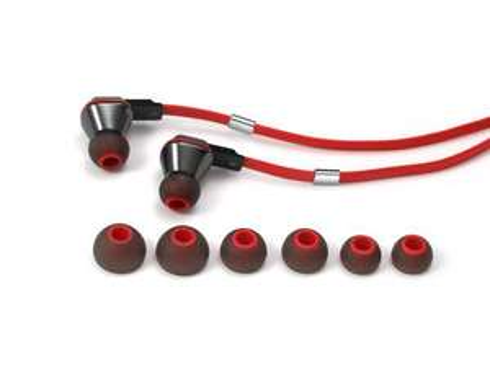 [Meinpaket OHA] Kopfhörer Noontec RIO In-Ear rot, schwarz oder weiß für 34,99 Euro