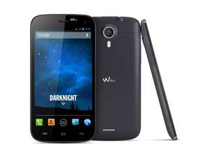 "[NBB] Wiko Darknight Black 5"" Dual-SIM, 1,2 GHz  Quadcore"