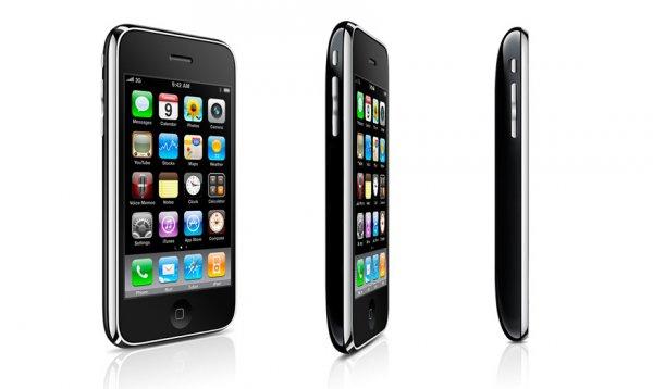 Apple iPhone 3GS 8GB BLACK - NEU & OHNE VERTRAG