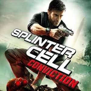 [Steam] Tom Clancy's Splinter Cell: Conviction Deluxe Edition für 3,74€
