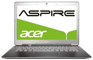 [WHD] Ultrabook Acer Aspire S3-951-2464G34iss ab 303 €