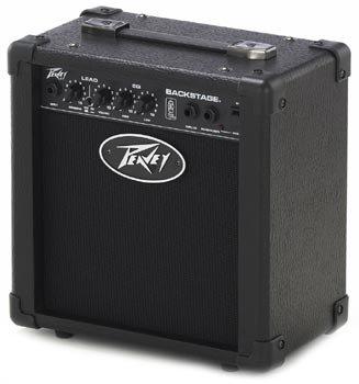 "Peavey ""Backstage"" E-Gitarrenverstärker 8 € günstiger @Thomann"