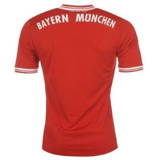 Wieder da: FC Bayern Heimtrikot 13/14 M-XXL