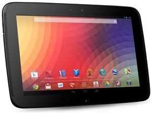 Google Nexus 10 32GB @computeruniverse