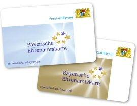 Ehrenamtskarte Bayern [Freier Eintritt, Kostenlose Getränke; Rabatte etc.] für Feuerwehr DRK etc.