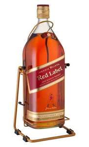 Kaufland Nürnberg - Johnnie Walker Red Label Old Scotch Whisky  9.99 € für 0,7L