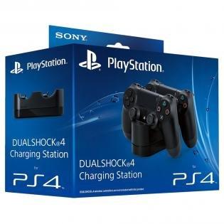 [otto.de/Neukunden] PS4 Dualshock4 Controller Ladestation