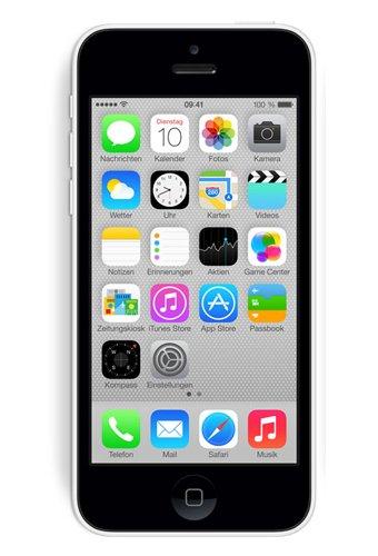 Otelo Allnet-Flat L (Vodafone)  für 29,99€ monatlich  + iPhone 5c für 49,- Zuzahlung