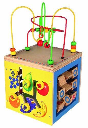 Beluga Spielwaren - Kleiner Multifunktionswürfel für 13,85 Euro @Amazon