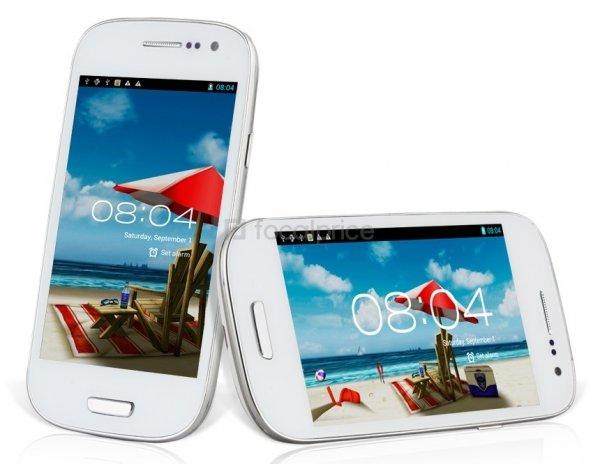 "[CN - @focalprice] Smartphone 4.0"" - Android 4.1.1 - DualSIM (7,50€)"