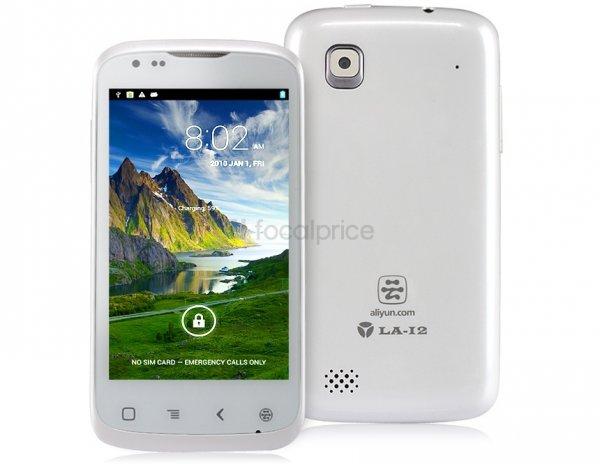 "[CN - @focalprice] Smartphone 4.0"" - Android 4.0.4 - DualSIM - 2x1.2GHz - GPS (512MB RAM & 4GB ROM) (15,00€)"