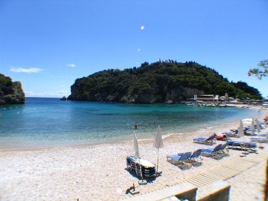 Reise: 1 Woche Korfu ab Weeze (Flug, Transfer, Apartment) 147,- € p.P. (April)
