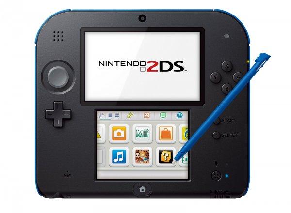 Nintendo 2DS  (Lokal) Saturn Riem Arcaden