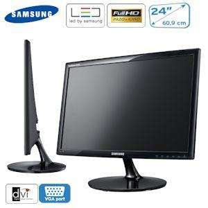 "Samsung S24A300B 60,96 cm (24"") Full HD LED Monitor"