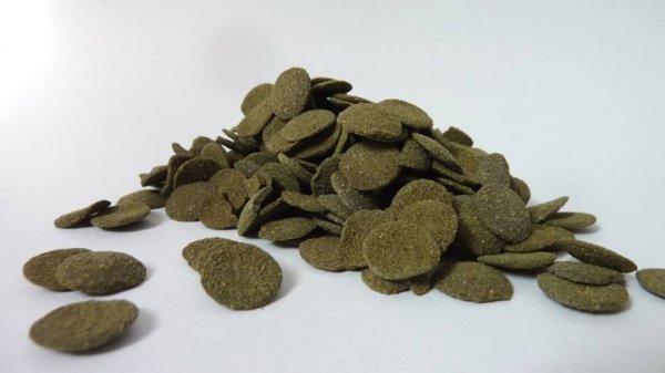 eBay: Algen Wafer (Chips) 100ml / 50g für 3,79 EUR inkl. Versand