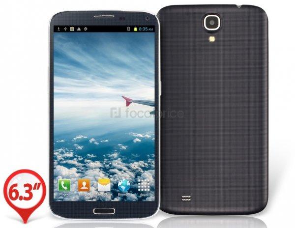 """Samsung Galaxy Mega 6.3"""" Nachbau Star-W-9205 NEU"""