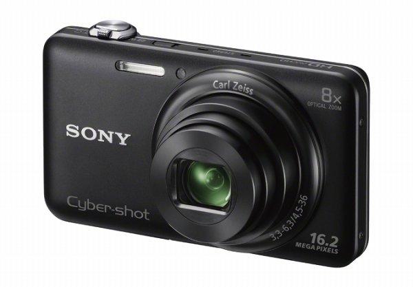 Sony Cyber-Shot DSX-WX80 (schwarz, silber oder rot)