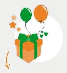 Globus Baby-Club Willkommensgeschenk