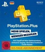 PlayStation Plus - 365 Tage Abo für 39,99 €