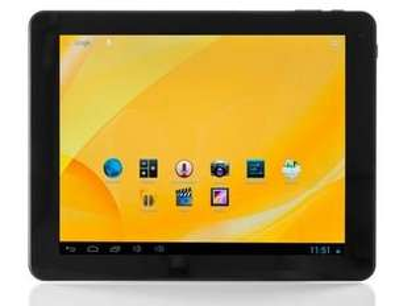 Xoro PAD 9719QR schwarz Tablet Android 4.2 Quadcore 2GB Ram Full HD 9,7 Zoll@Meinpaket