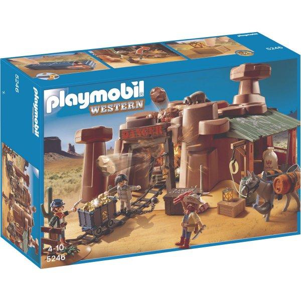 [Karstadt] Playmobil 5246 Goldmine mit Sprengkiste ab 14 Euro