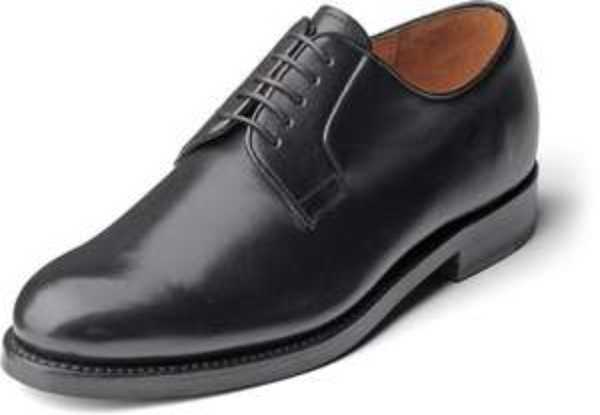 Ludwig Görtz Derby-Schnürschuh (Business-Schuh, schwarz) in Größe 40 für 115,- € statt 230,- (160,-) €
