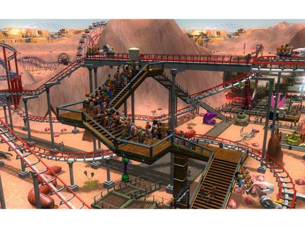 RollerCoaster Tycoon® 3: Platinum [Steam] -75%