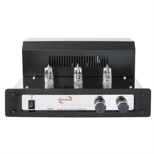 Dynavox TPR-1 Röhrenvorverstärker schwarz für 103€ @Amazon.es