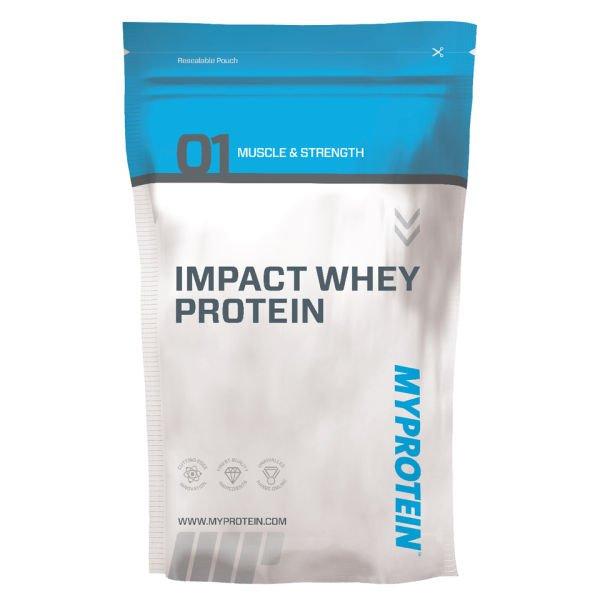 Myprotein Impact Whey 5kg (Geschmacksneutral) für 45,37€ (9,07€ pro kg!)