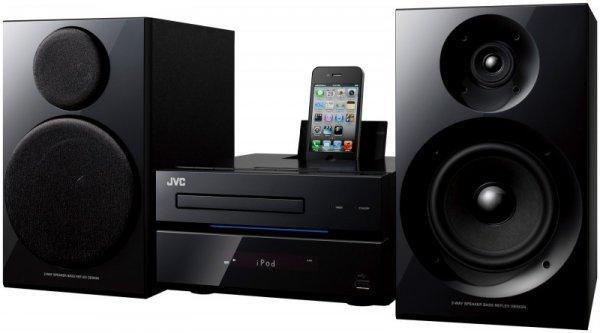 JVC UX-J33E Kompaktanlage für 99€ inkl. Versand @ Media Markt Online