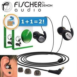 2x Fischer Audio Eterna by Denon für  €45.90