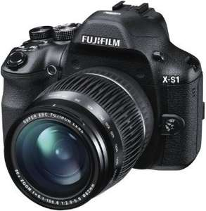 Fujifilm X-S1 Bridge-Kamera @ Amazon WHD