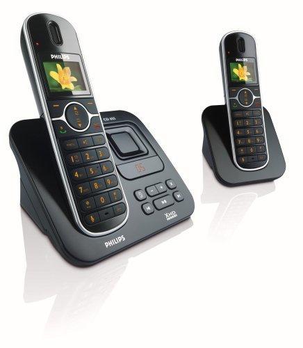 Philips CD6552B schnurloses Telefon + 2. Handteil für 22,31€ @ WHD