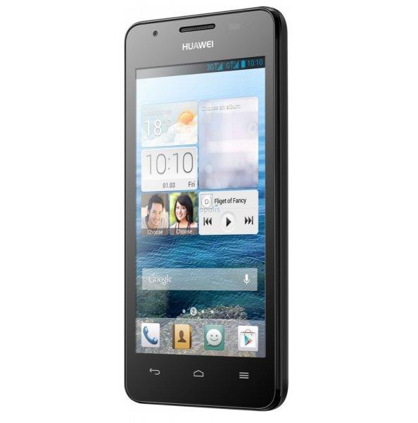Huawei ascend G 525 weiß - Quad 1,2 GHz, 1 GB RAM, 99 Euro @nullprozentshop.de