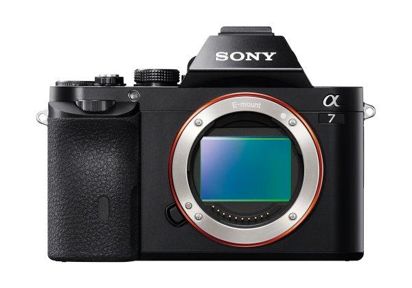 Sony Alpha a7 Body - 24 Megapixel - Fullframe Mirrorless @Amazon FR