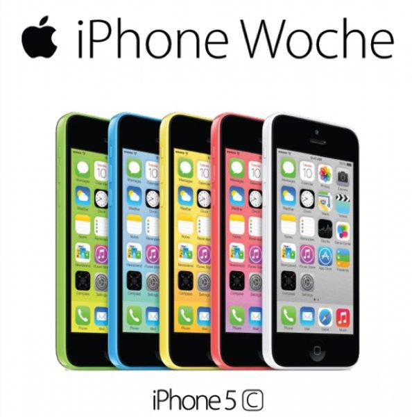 iPhone 5C 100 € billiger (ohne Vertrag)